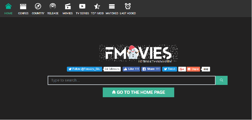 FMovies - Alternatives of 123movies