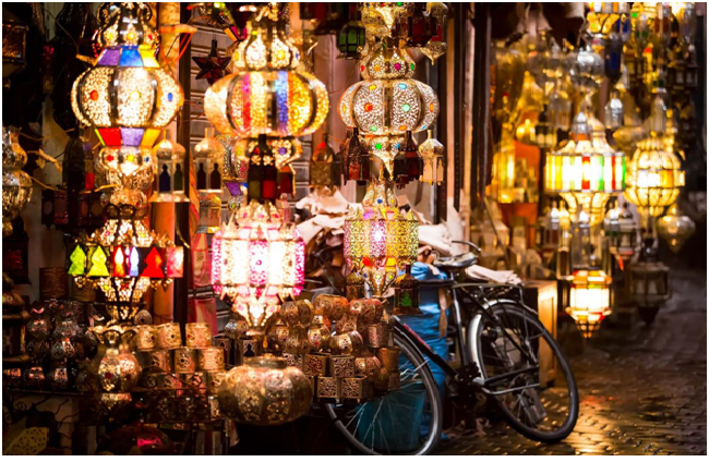Rise of Moroccan Hand-Made Industry