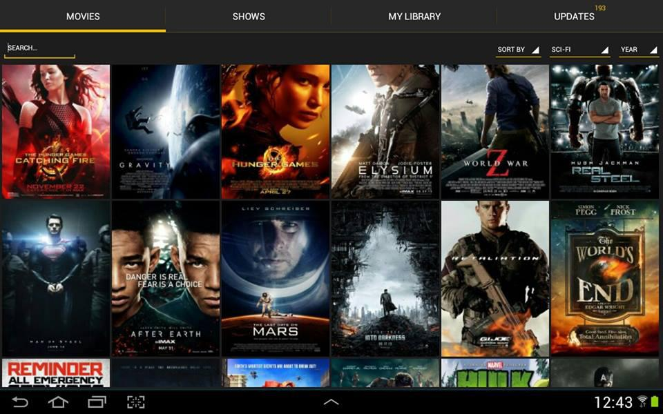 Show Box - Alternative of 123movies