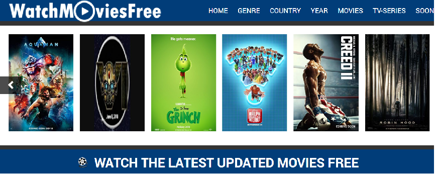Watch Movies Free - 123movies alternatives