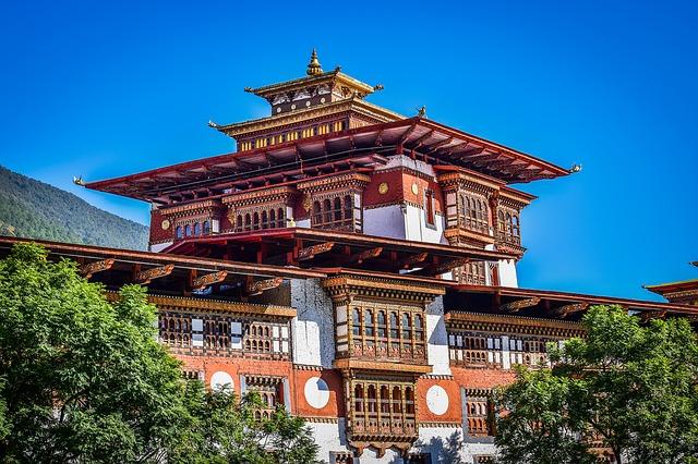 Adventure Enthusiasts In Bhutan