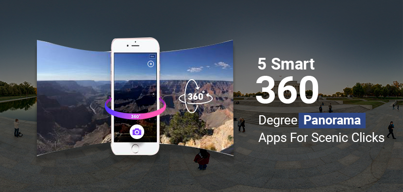 360 degree panorama apps