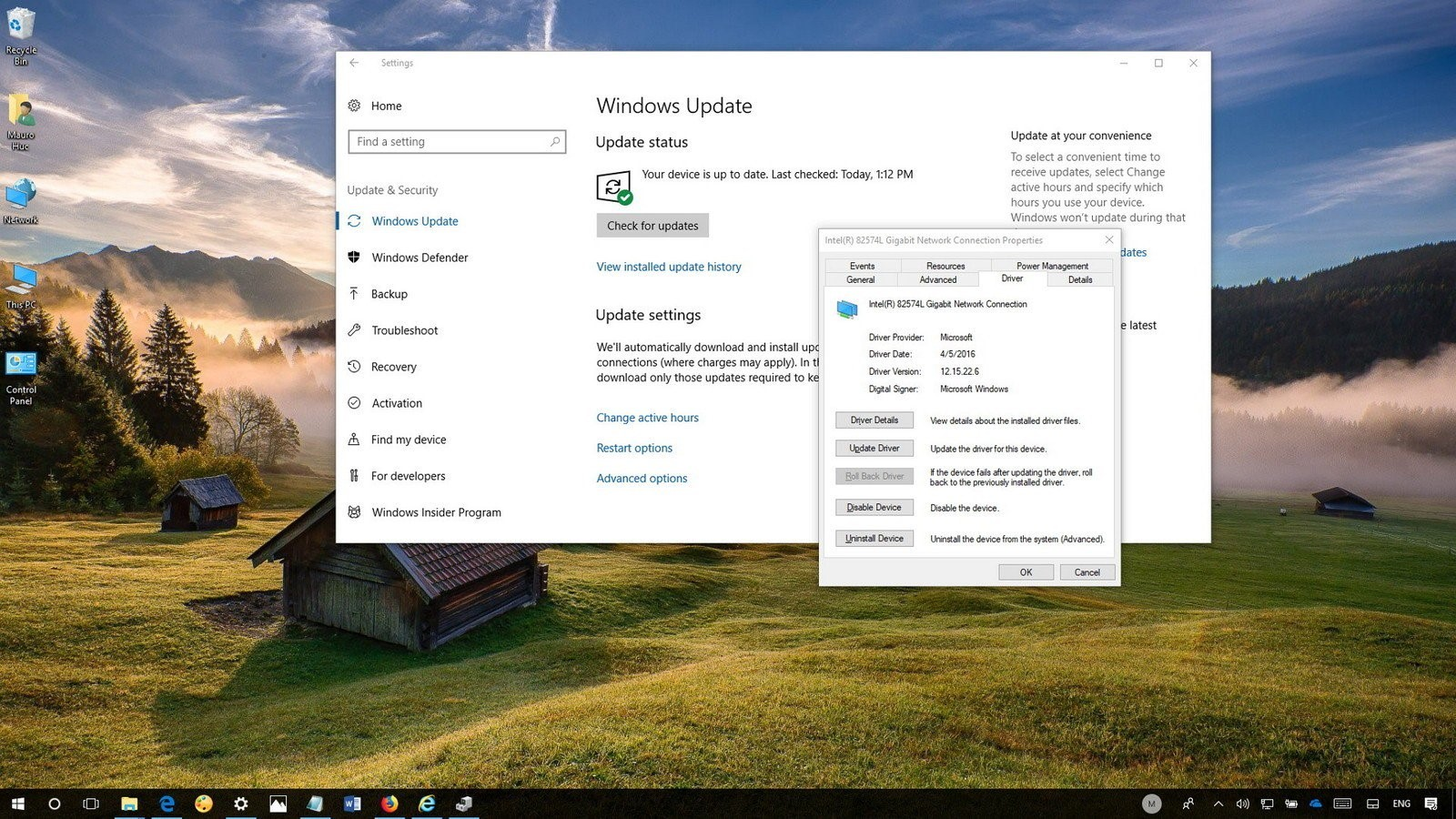 How to update windows drivers at once