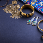 Indian Jewellery With Western Outfits