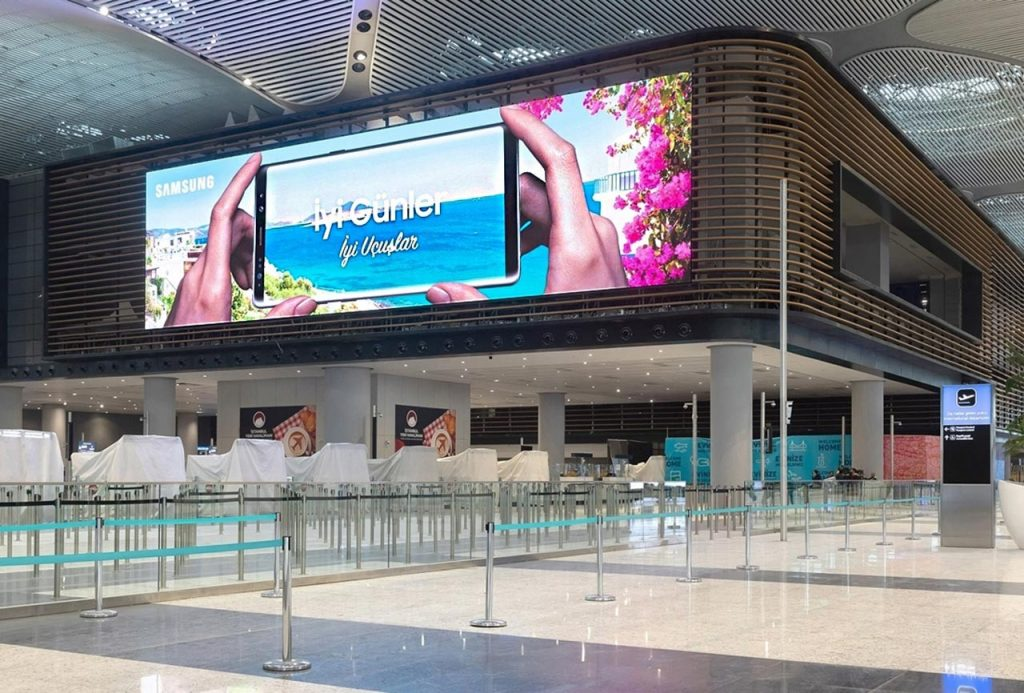 LED Advertising Screens