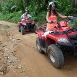 ATV Riding women