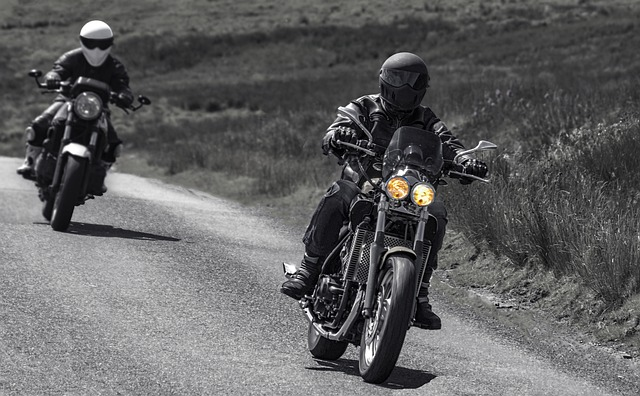 Maiden Motorcycle Road Trip