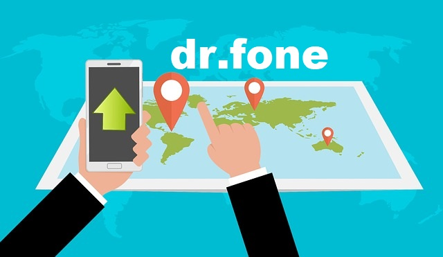 Dr.Fone Virtual Location