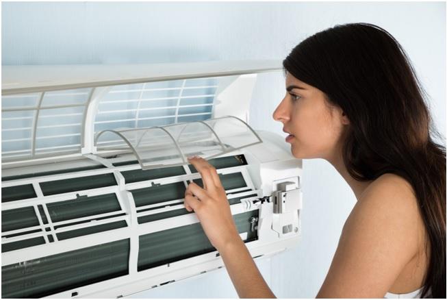 AC Unit Ventilation